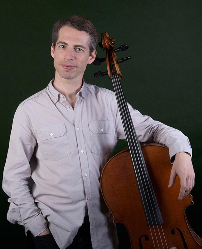 Martin Först</p> <h5>Cellist, Musikvermittler, Arrangeur</h5> <p>